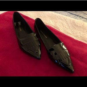 Marc Fisher patent leather flats size 6.5